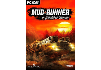 PC - Mud Runner a Sintires Game /F