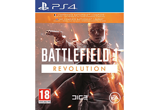 PS4 - Battlefield 1 Revolution /Multilingue