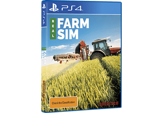 PS4 - Real Farm Sim /D