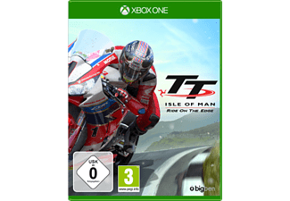 Xbox One - TT Isle of Man: Ride On The Edge /D/F