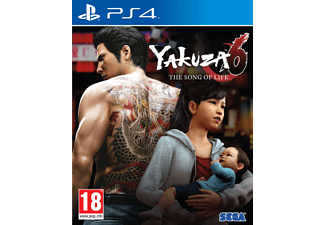 PS4 - Yakuza 6: The Song of Life /I