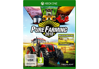 Xbox One - Pure Farming 18 /D