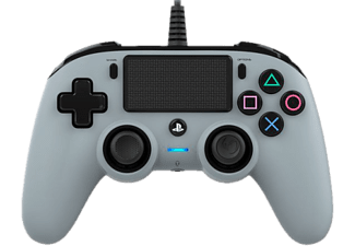 NACON PS4 Color Edition - Manette Gaming (Argent)