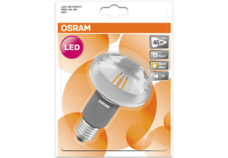 OSRAM LED Retrofit R80 46 36° - LED E27