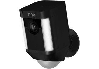 RING Spotlight Cam Battery - Caméra de surveillance