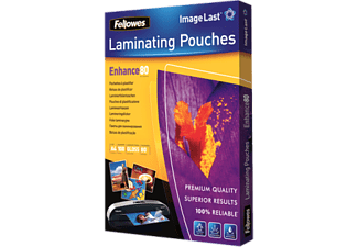 FELLOWES 5306114 LAMINATING POUCHES A4 100PCS - Laminierfolie