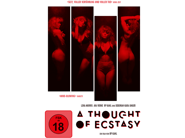 A Thought of Ecstasy [DVD]