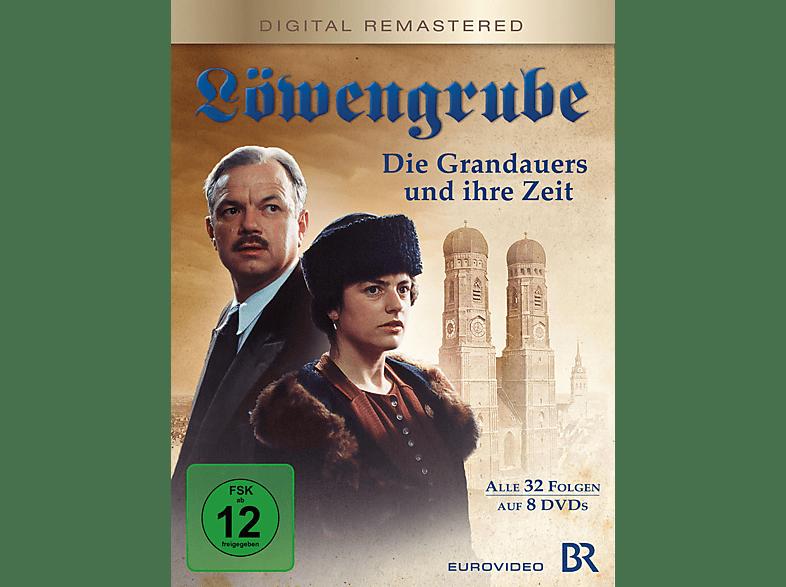 Löwengrube Box - Folge 1-32 [DVD]