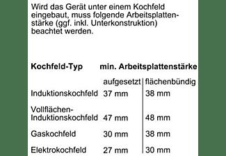 NEFF BCR 1522 N - B15CR22N1 Backofen (Einbaugerät, A+, 71 Liter, 596 mm breit)
