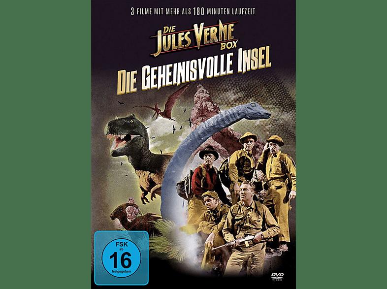 JULES VERNE - DIE GEHEIMNISVOLLE INSEL [DVD]