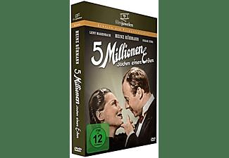 Fünf Millionen suchen einen Erben DVD