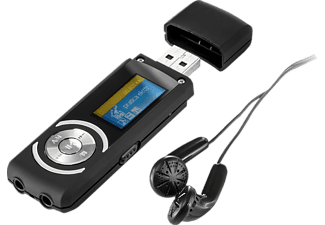 OK. OAP 200-4 Mp3-Player (4 GB, Schwarz)