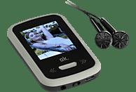 OK. OAP 300-4 Mp4-Player (4 GB, Schwarz)