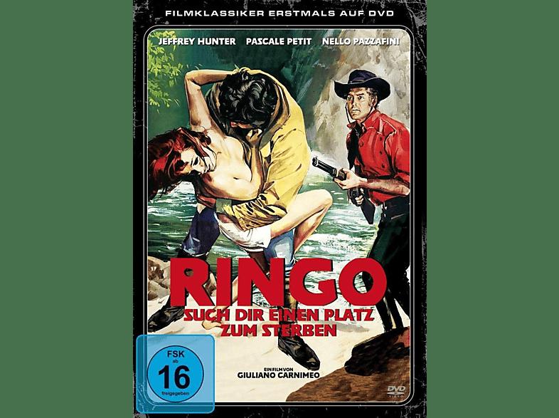 Ringo,Such Dir Einen Platz Zum Sterben! [DVD]