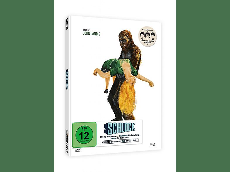 SCHLOCK - Das Bananenmonster [Blu-ray]