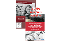 "BOX Ilse Koch - Die Techniker der ""Endlösung"" [DVD]"