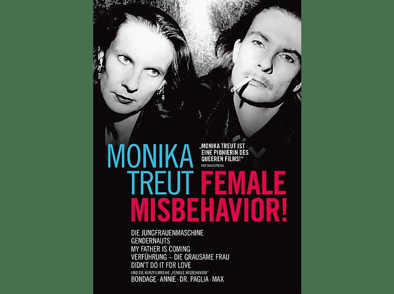 FEMALE MISBEHAVIOR! [DVD]