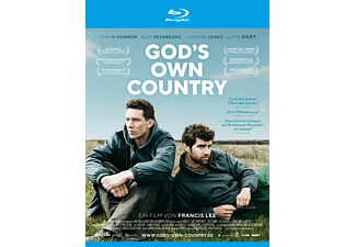 GOD S OWN COUNTRY - (Blu-ray)