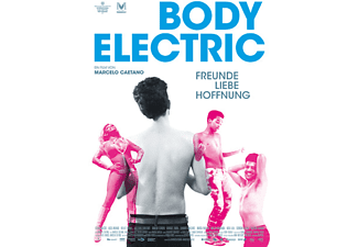 BODY ELECTRIC - EIN FILM VON MARCELO CAETANO DVD