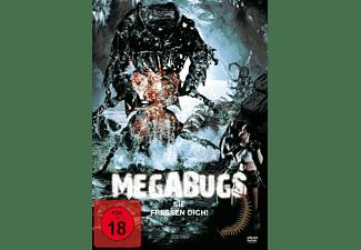 MEGABUGS-SIE FRESSEN DICH! (UNCUT-EDITION) DVD