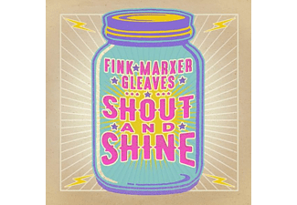 Cathy Fink, Marcy Marxer, Sam Gleaves - SHOUT AND SHINE  - (CD)