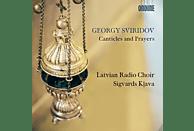 Latvian Radio Choir - Canticles and Prayers [CD]