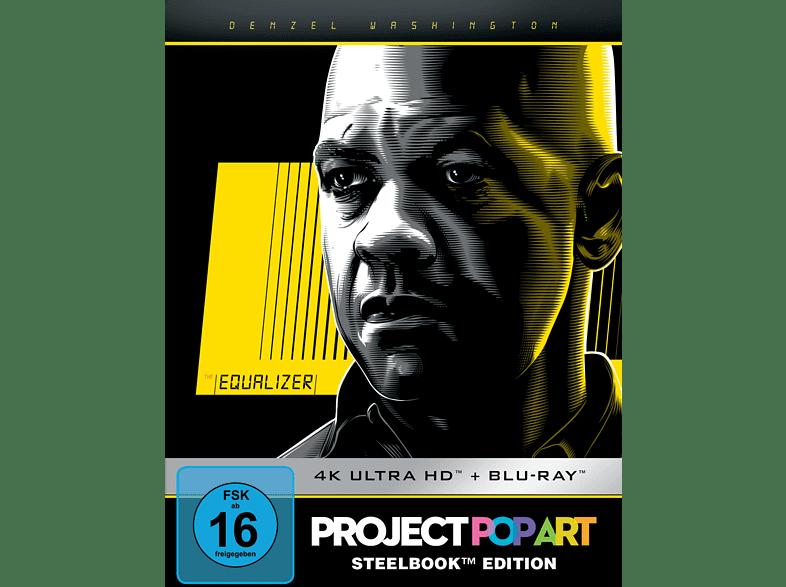 The Equalizer [4K Ultra HD Blu-ray]