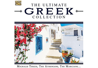 VARIOUS - The Ultimate Greek Collection - (CD)