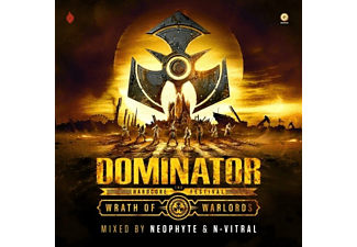 VARIOUS - Dominator 2018-Wrath Of Warlords - (CD)