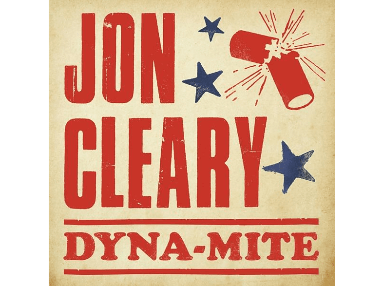 Jon Cleary - Dyna-Mite [CD]