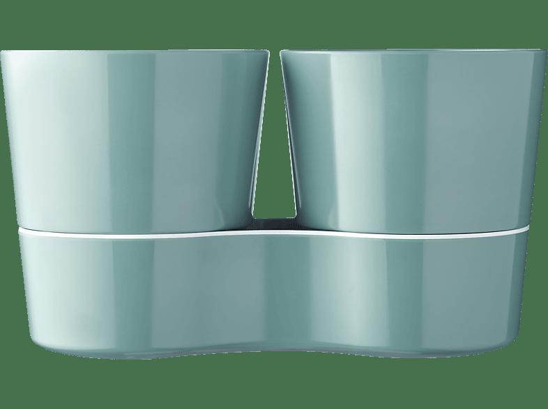 MEPAL 108616092400 Hydro Kräutertopf Twin