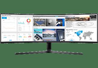 SAMSUNG Curved Business Monitor CJ890 49 Zoll (LC49J890DKUXEN)