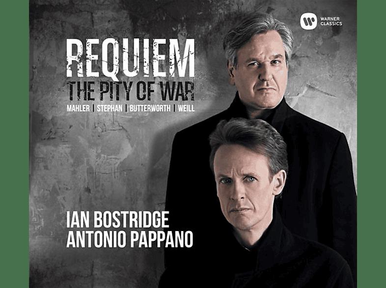 Ian Bostridge, Antonio Pappano - Requiem:The pity of war [CD]
