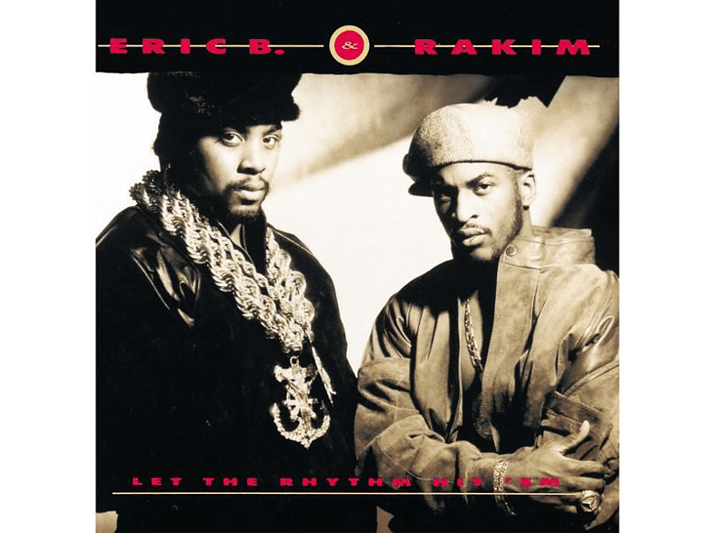 Eric B. & Rakim - Let The Rhythm Hit 'em (2LP) [Vinyl]