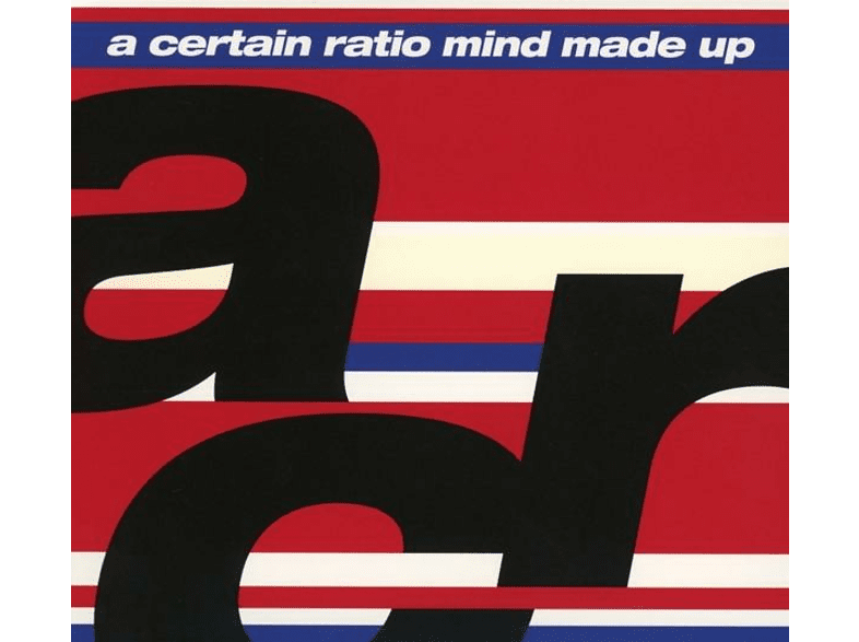 A Certain Ratio - Mind Made Up [CD]