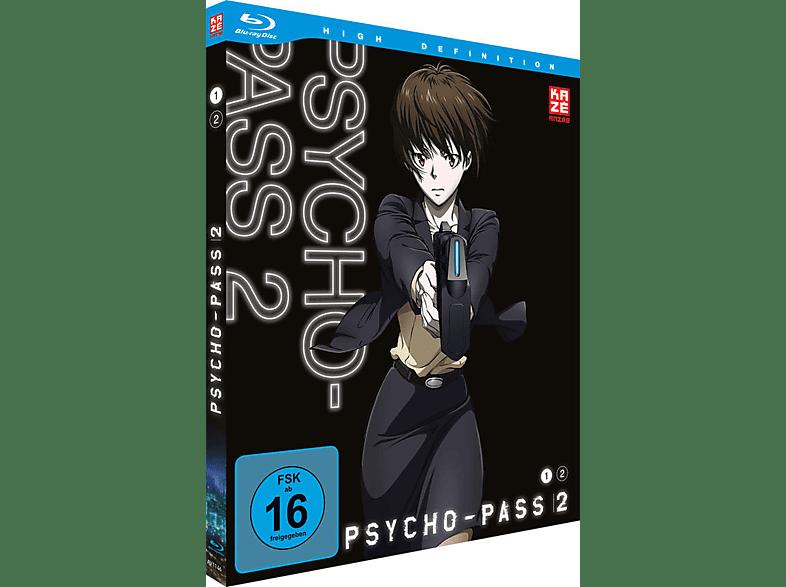 Psycho-Pass – 2. Staffel - Box 1 [Blu-ray]