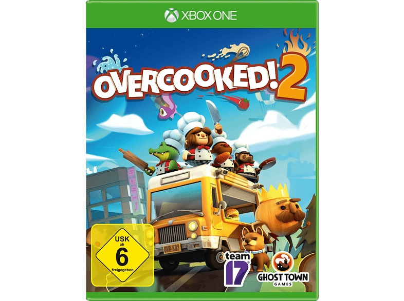 OVERCOOKED! 2 [Xbox One]
