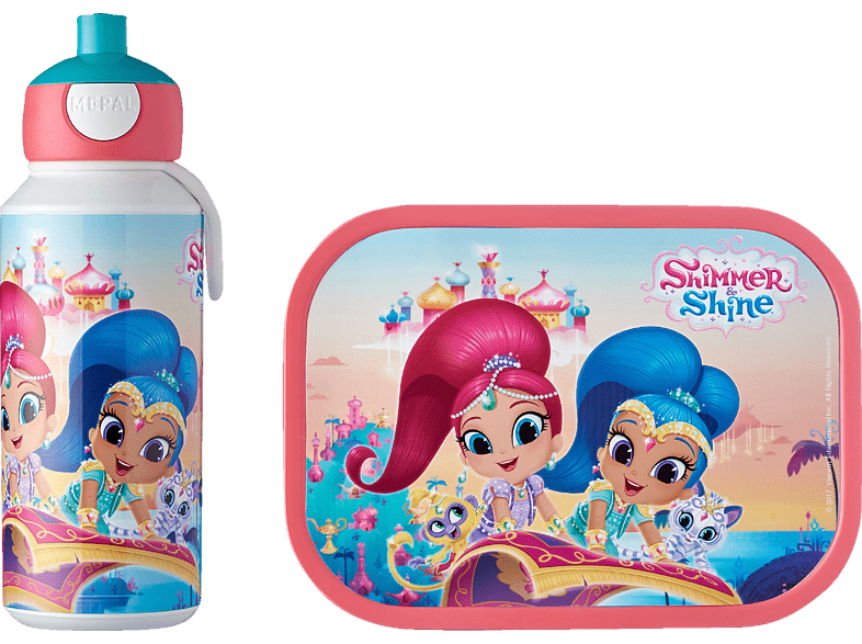 MEPAL 107410165376 Campus Shimmer & Shine Lunchset