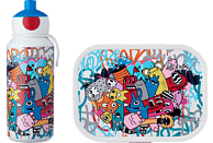 MEPAL 107410165375 Campus Graffiti Lunchset
