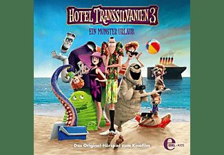 Hotel Transsilvanien - (3)Original Hörspiel z.Kinofilm  - (CD)