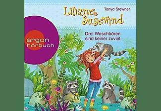 Catherine Stoyan - Liliane Susewind – Drei Waschbären sind keiner zuviel  - (CD)