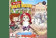 Der Kleine Hui Buh - 009/Der kleine Geisterjäger/Der weltbeste Detekt - (CD)