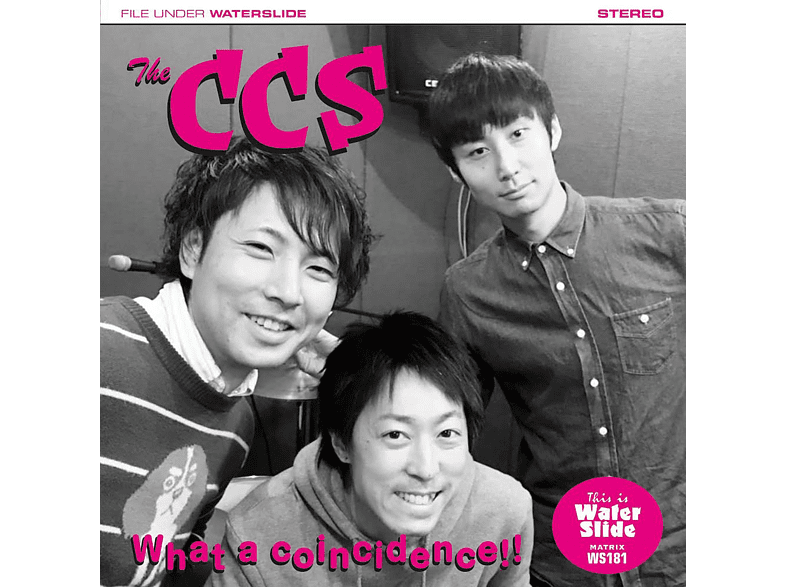 C.C.S. - What A Coincidence [CD]