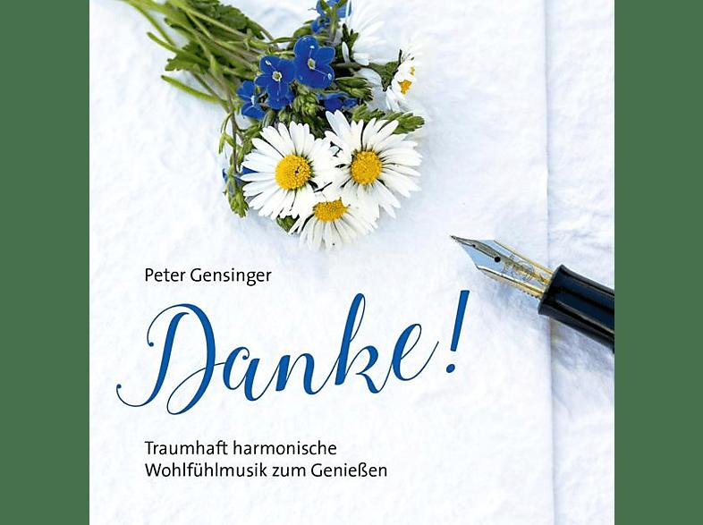 Peter Gensinger - Danke [CD]