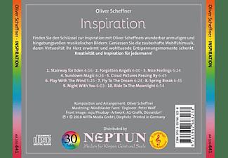 Oliver Scheffner - Inspiration  - (CD)