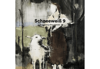 VARIOUS - Schneeweiß 9-Pres. By Oliver Koletzki (CD+MP3)  - (CD)