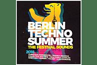 VARIOUS - Berlin Techno Summer 2018 The Festival Sounds [CD]
