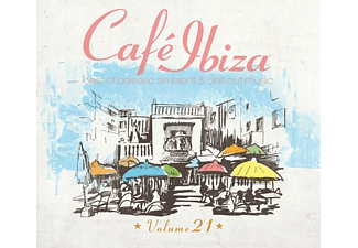VARIOUS - Cafe Ibiza Vol.21  - (CD)