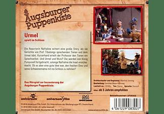 VARIOUS - Augsburger Puppenkiste: Urmel spielt im Schloss-H  - (CD)