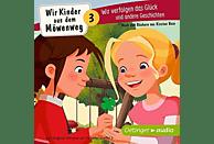 Kirsten Boie - Wir Kinder aus dem Möwenweg.Wir verfolgen das Glü - (CD)